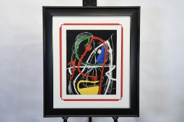 Limited Edition Joan Miro