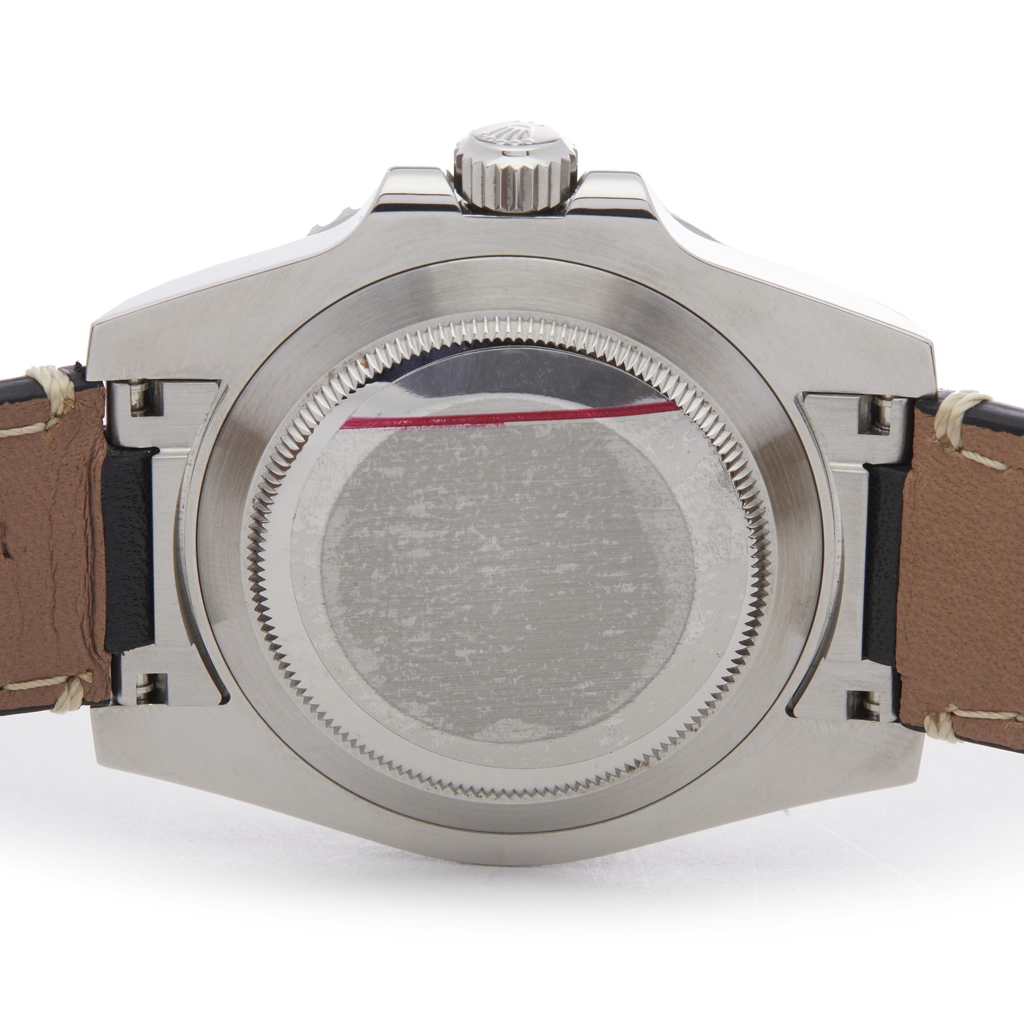 Rolex Submariner No Date 114060 Men Stainless Steel Watch - Image 4 of 8