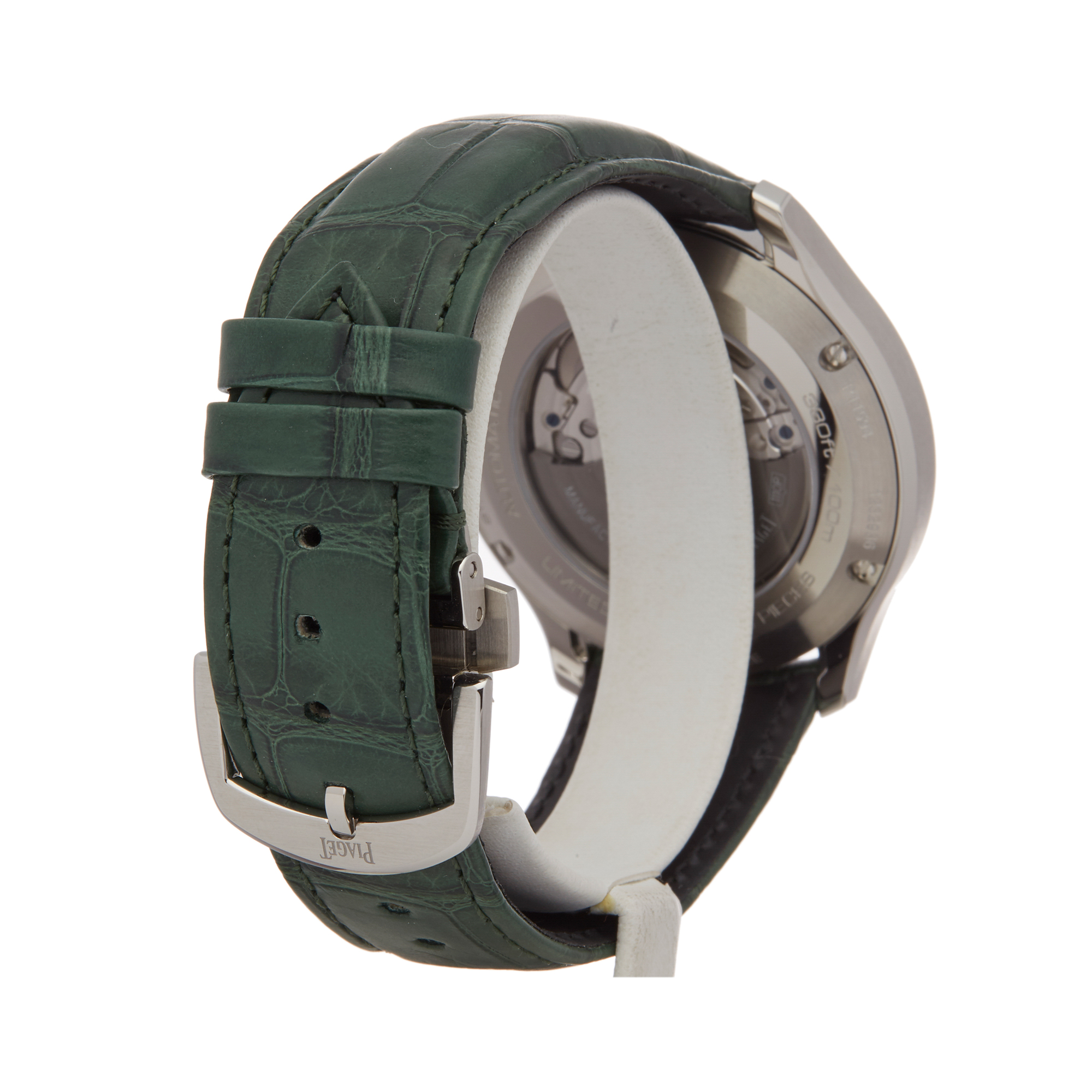 Piaget Polo S GOA44001 Men Stainless Steel Ltd Edition 500 Pieces Watch - Image 5 of 8