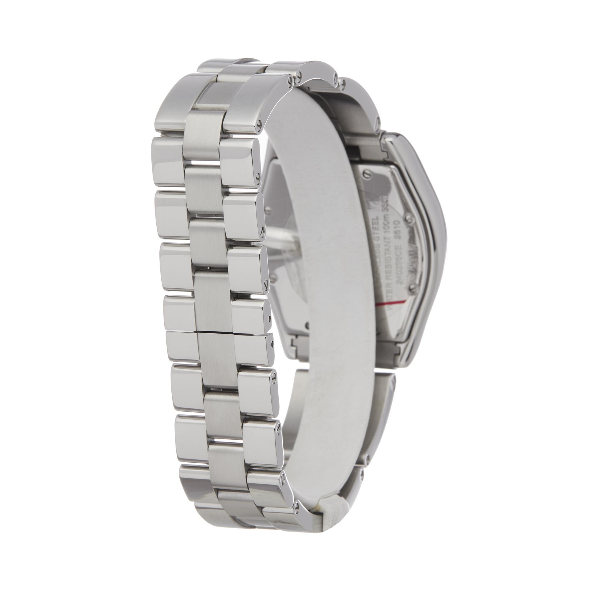 Cartier Roadster 2510 Men Stainless Steel Watch - Image 5 of 8