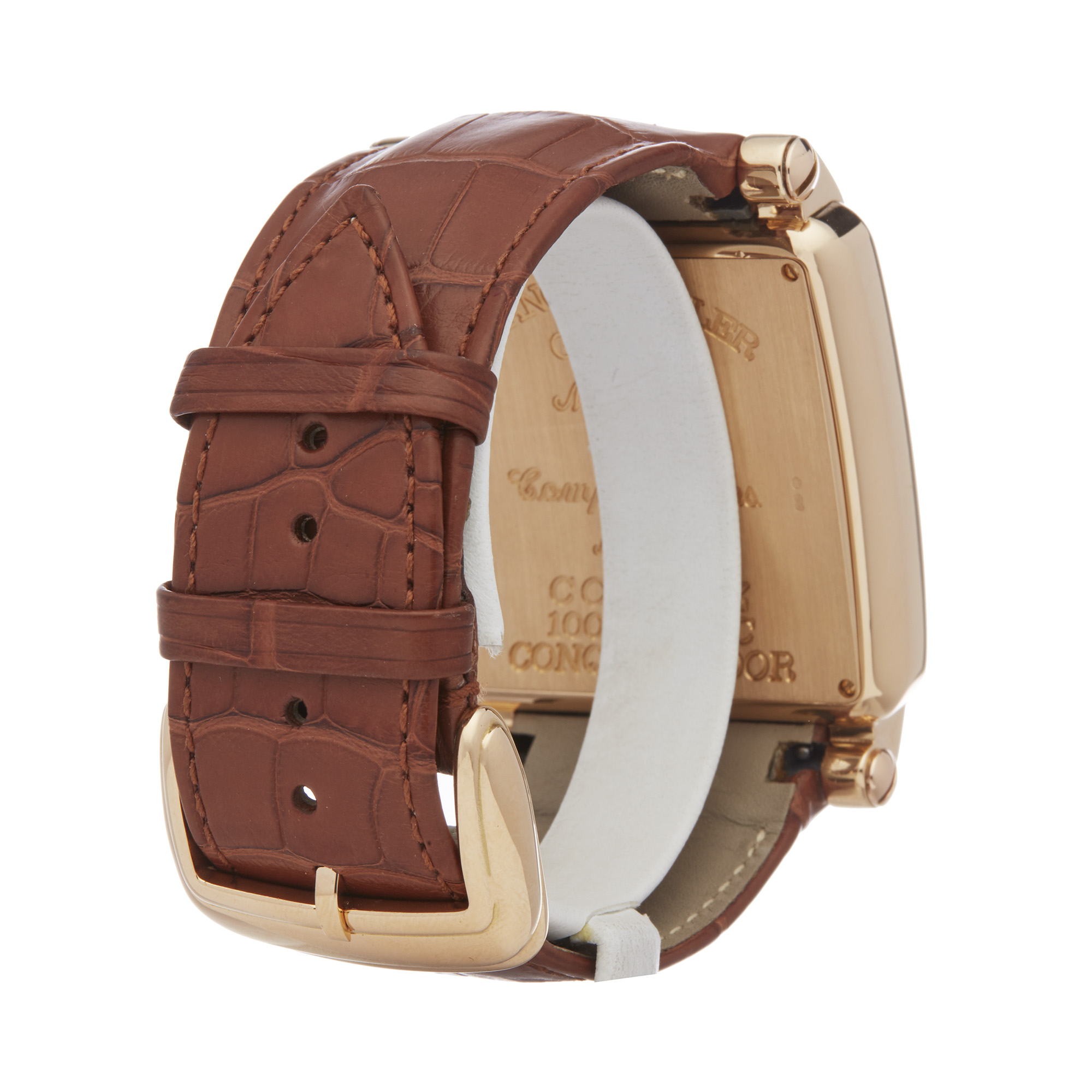 Franck Muller King Conquistador Cortez 10000K Men Rose Gold Watch - Image 5 of 8