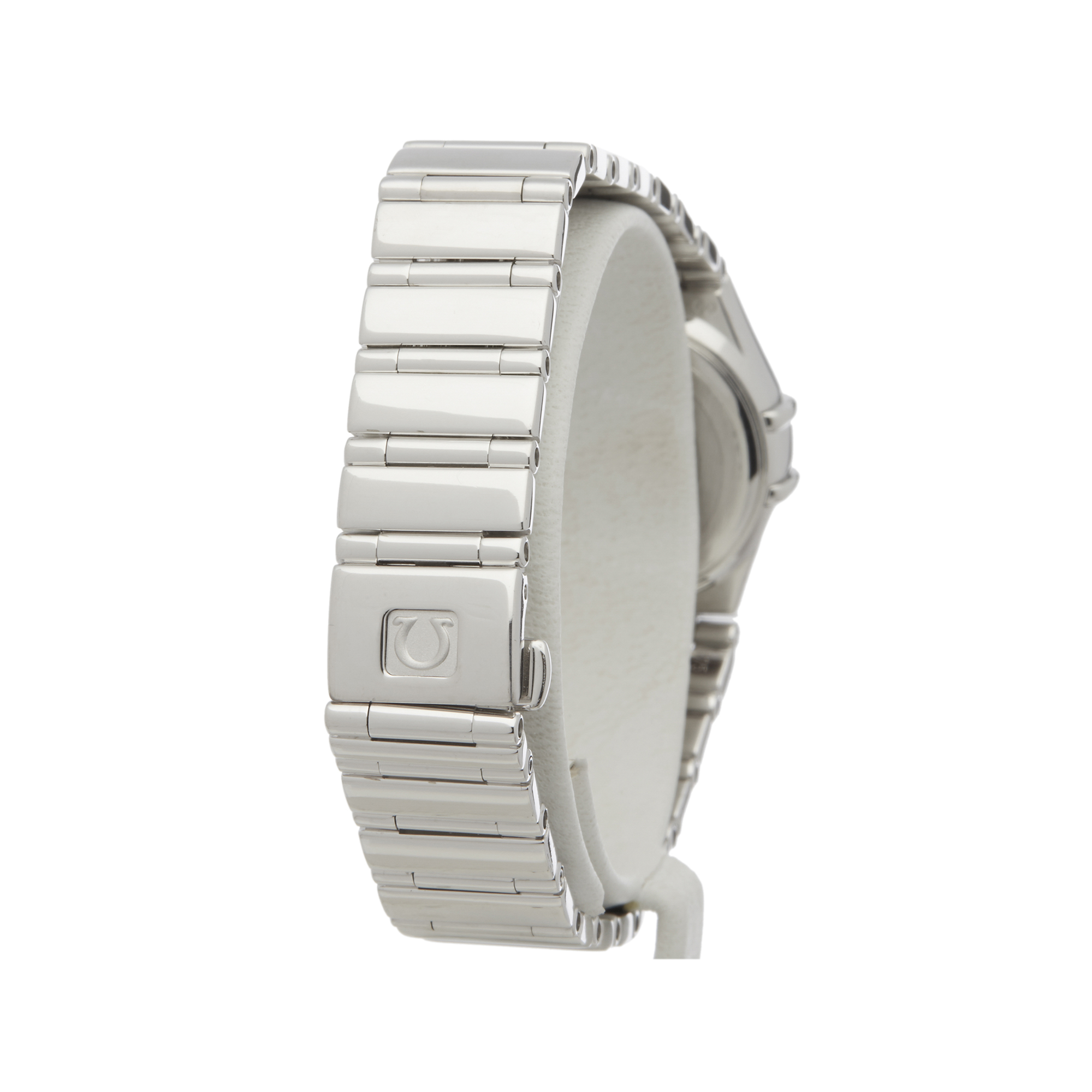 Omega Constellation 0 1165.36 Ladies White Gold Diamond Watch - Image 4 of 7