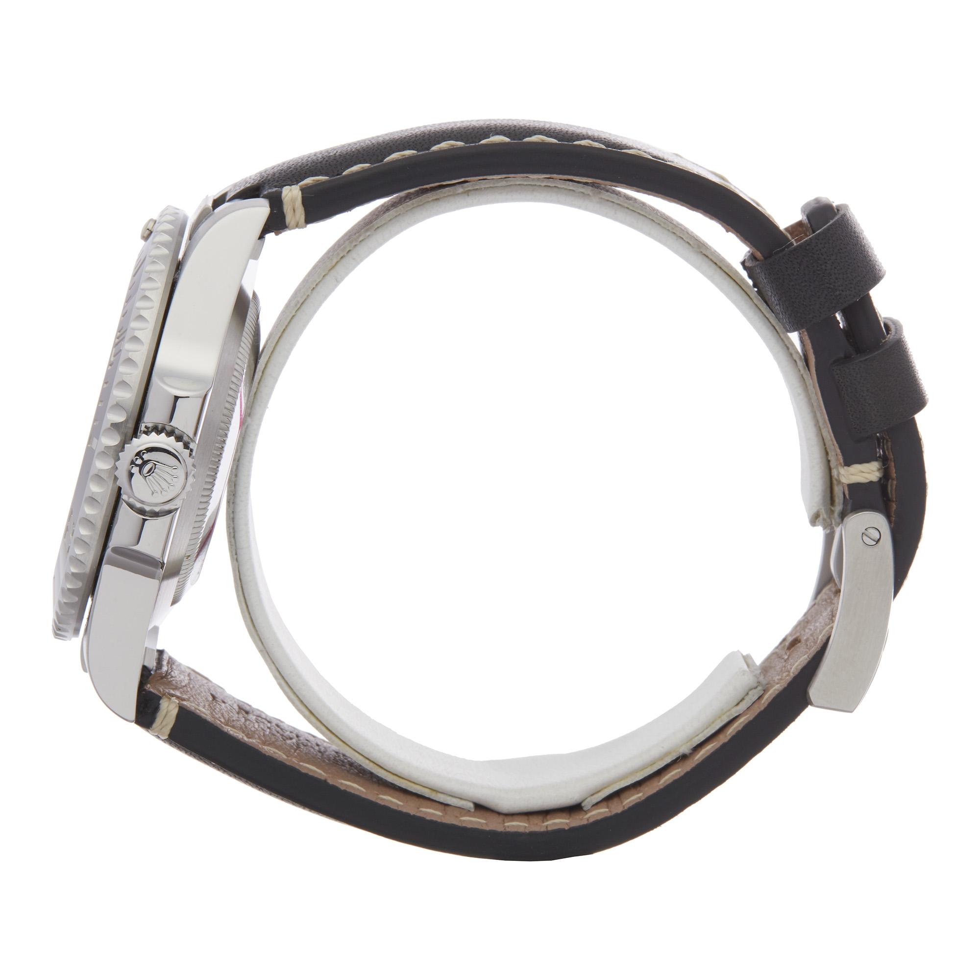 Rolex Submariner No Date 114060 Men Stainless Steel Watch - Image 7 of 8