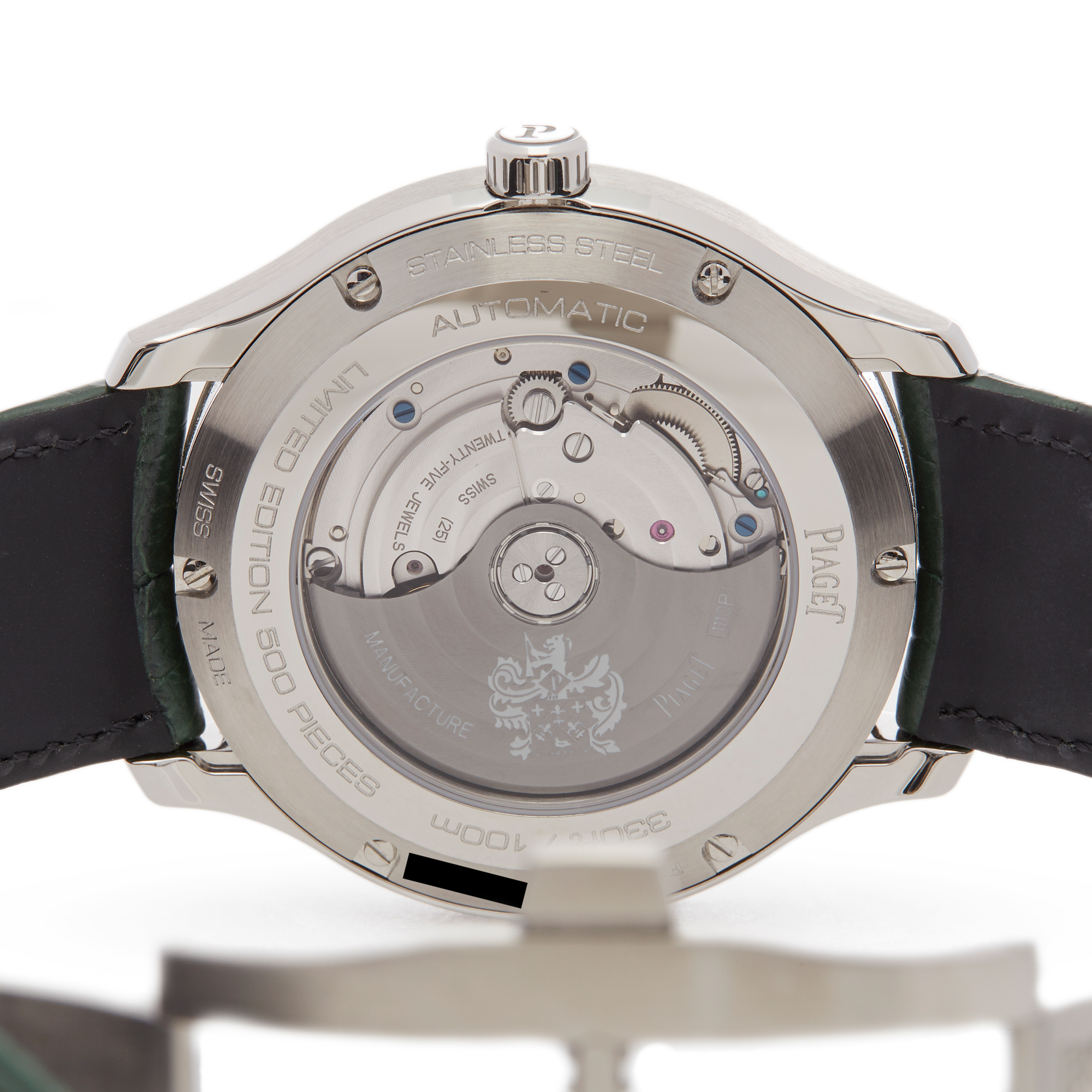 Piaget Polo S GOA44001 Men Stainless Steel Ltd Edition 500 Pieces Watch - Image 4 of 8
