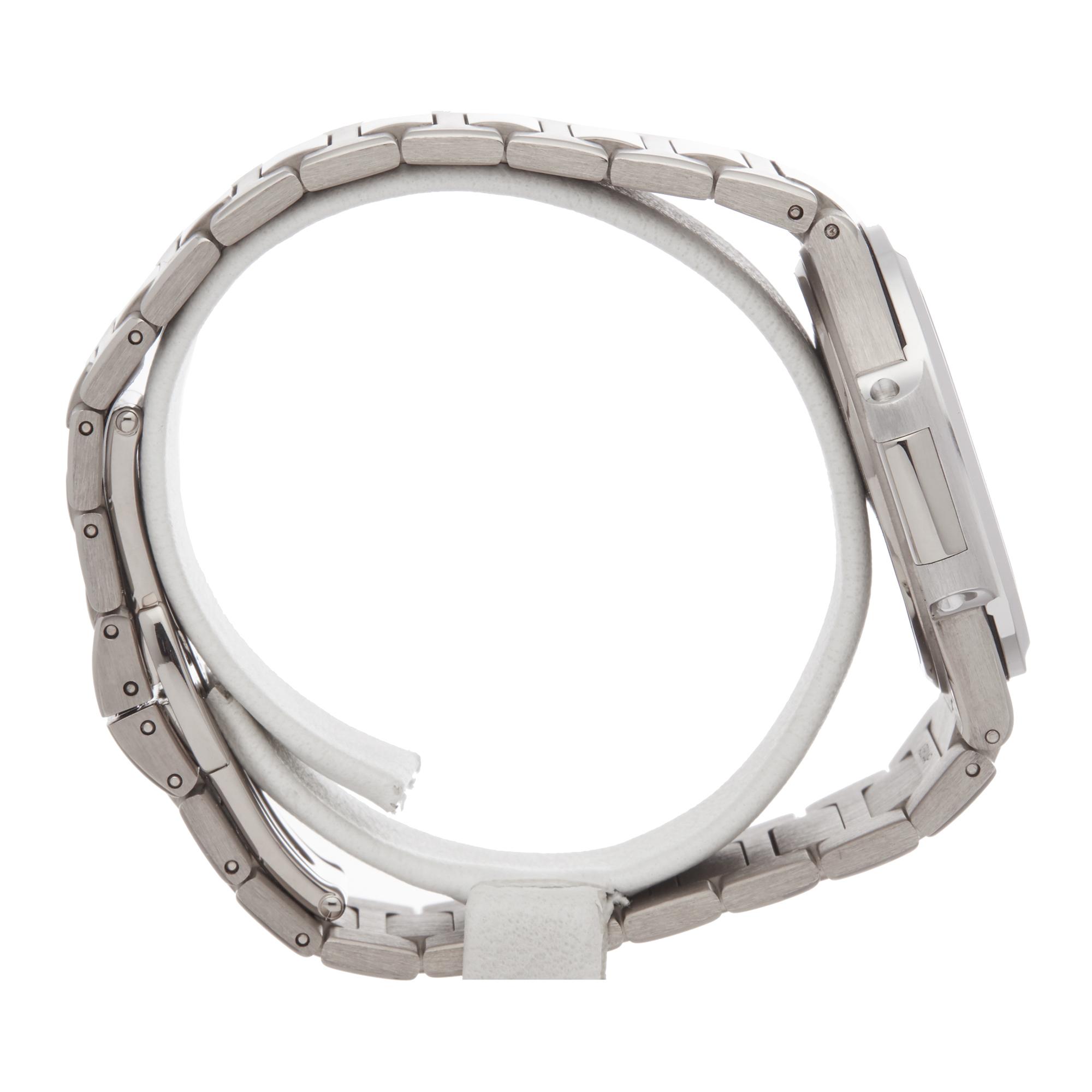 Patek Philippe Nautilus 7010G Ladies White Gold Diamond Watch - Image 6 of 8
