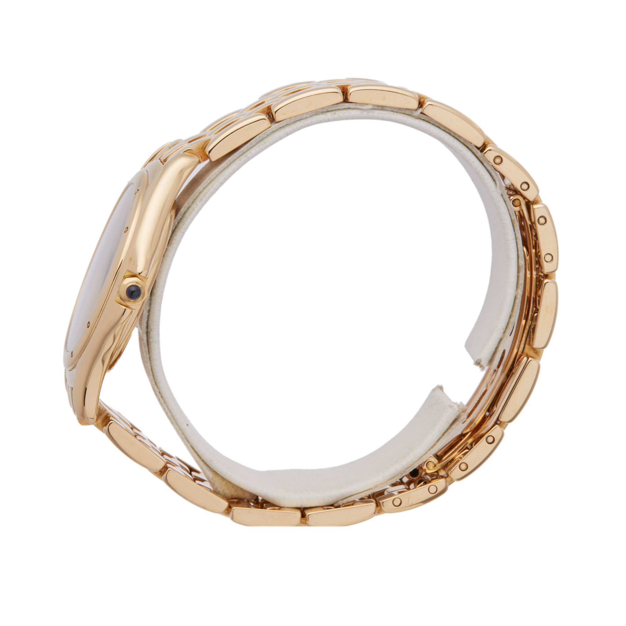 Cartier Panthère Cougar 116000R Unisex Yellow Gold Watch - Image 7 of 8