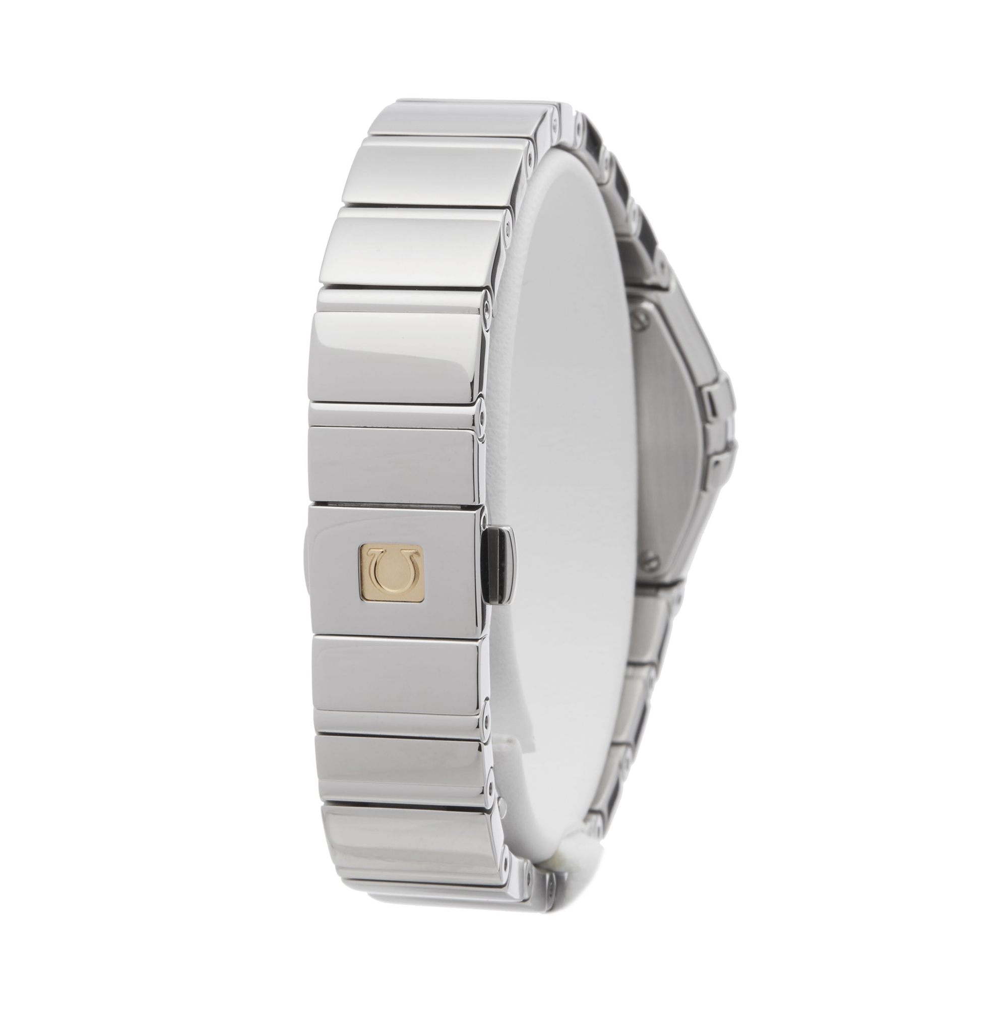 Omega Constellation 123.10.24.60.02.00 Ladies Stainless Steel Watch - Image 4 of 7