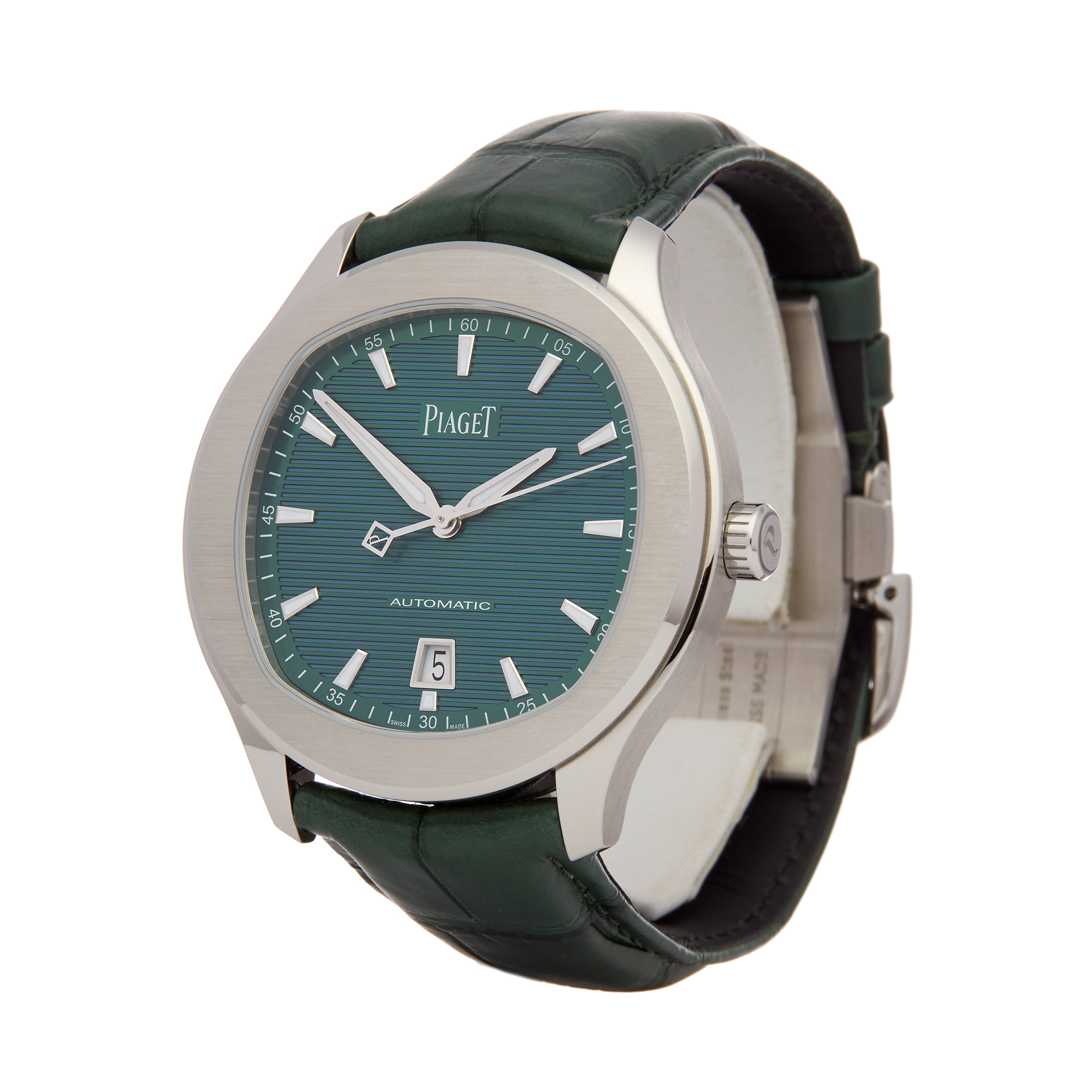 Piaget Polo S GOA44001 Men Stainless Steel Ltd Edition 500 Pieces Watch