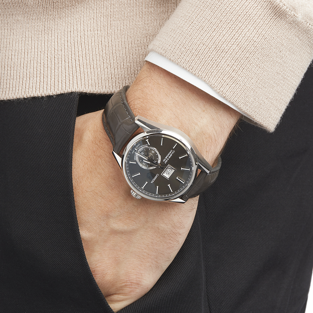 Tag Heuer Carrera WAR5012 Men Stainless Steel Calibre 8 Watch - Image 2 of 7