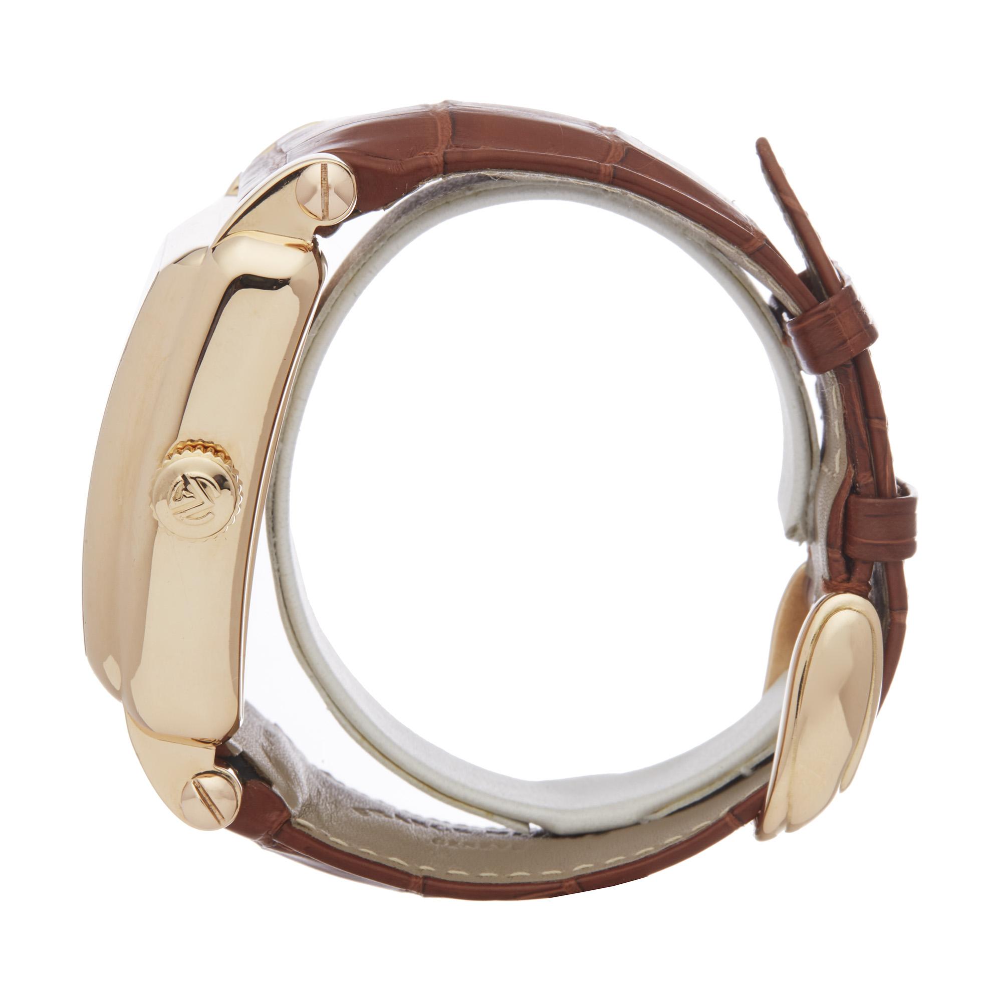 Franck Muller King Conquistador Cortez 10000K Men Rose Gold Watch - Image 7 of 8