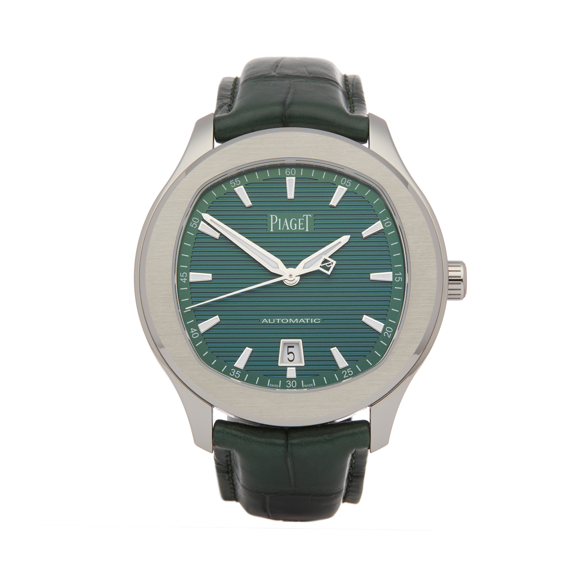Piaget Polo S GOA44001 Men Stainless Steel Ltd Edition 500 Pieces Watch - Image 8 of 8