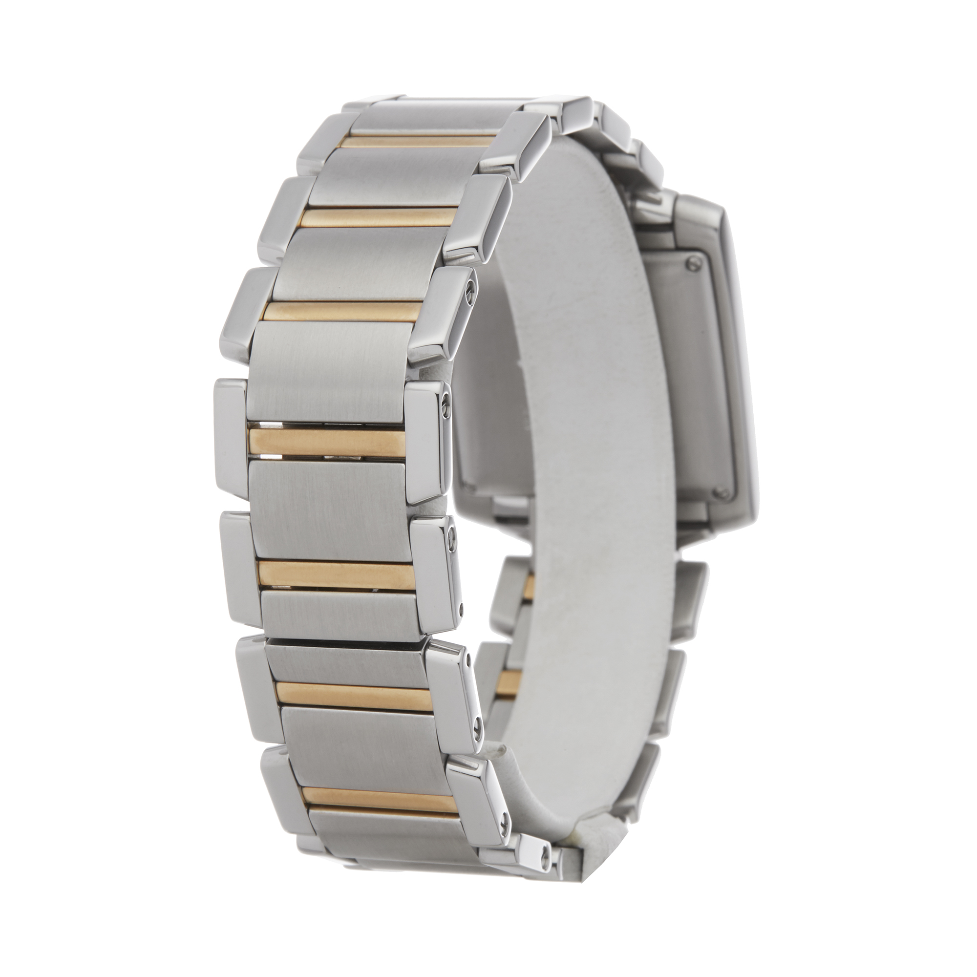 Cartier Tank Francaise 2302 Unisex Stainless Steel Watch - Image 5 of 8