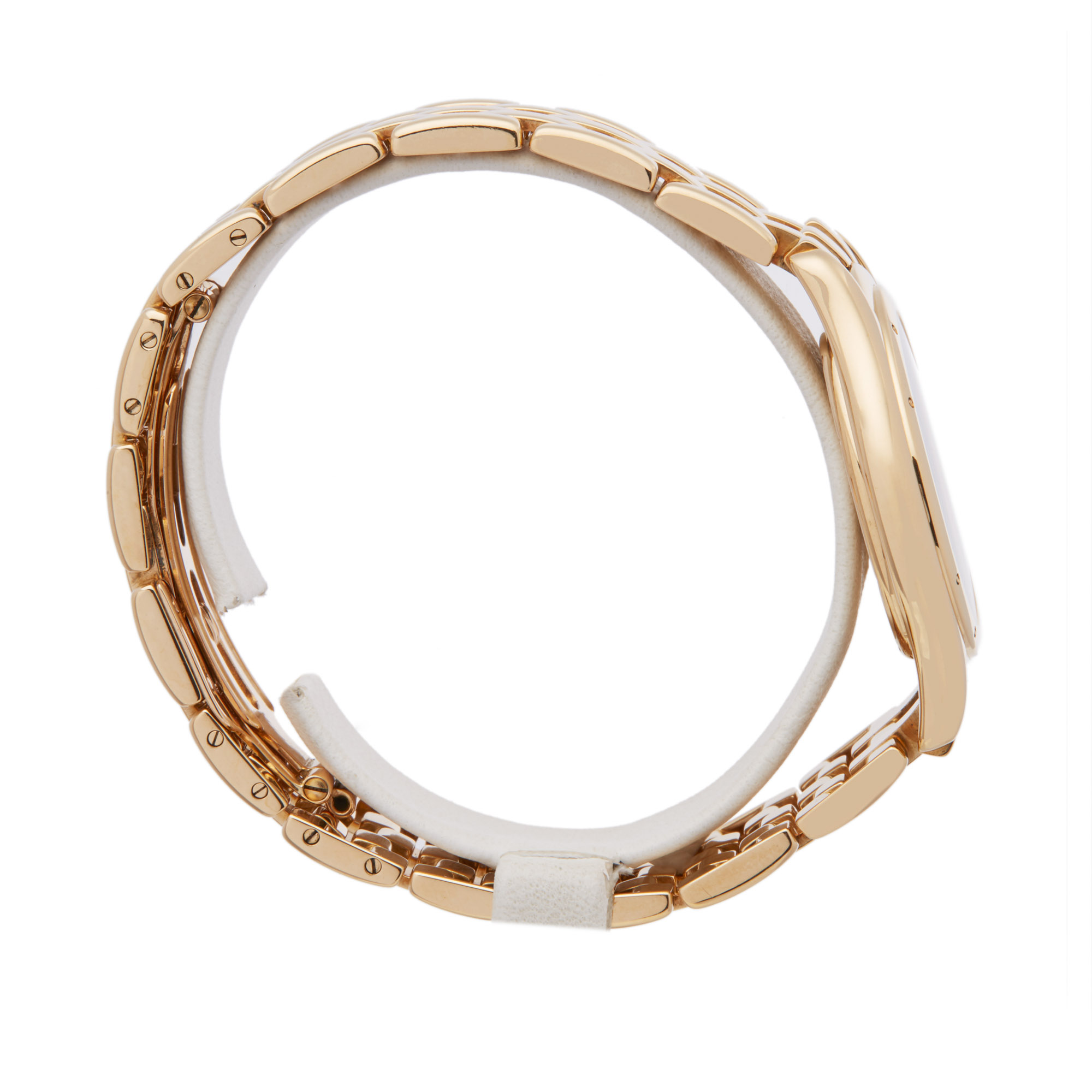 Cartier Panthère Cougar 116000R Unisex Yellow Gold Watch - Image 6 of 8