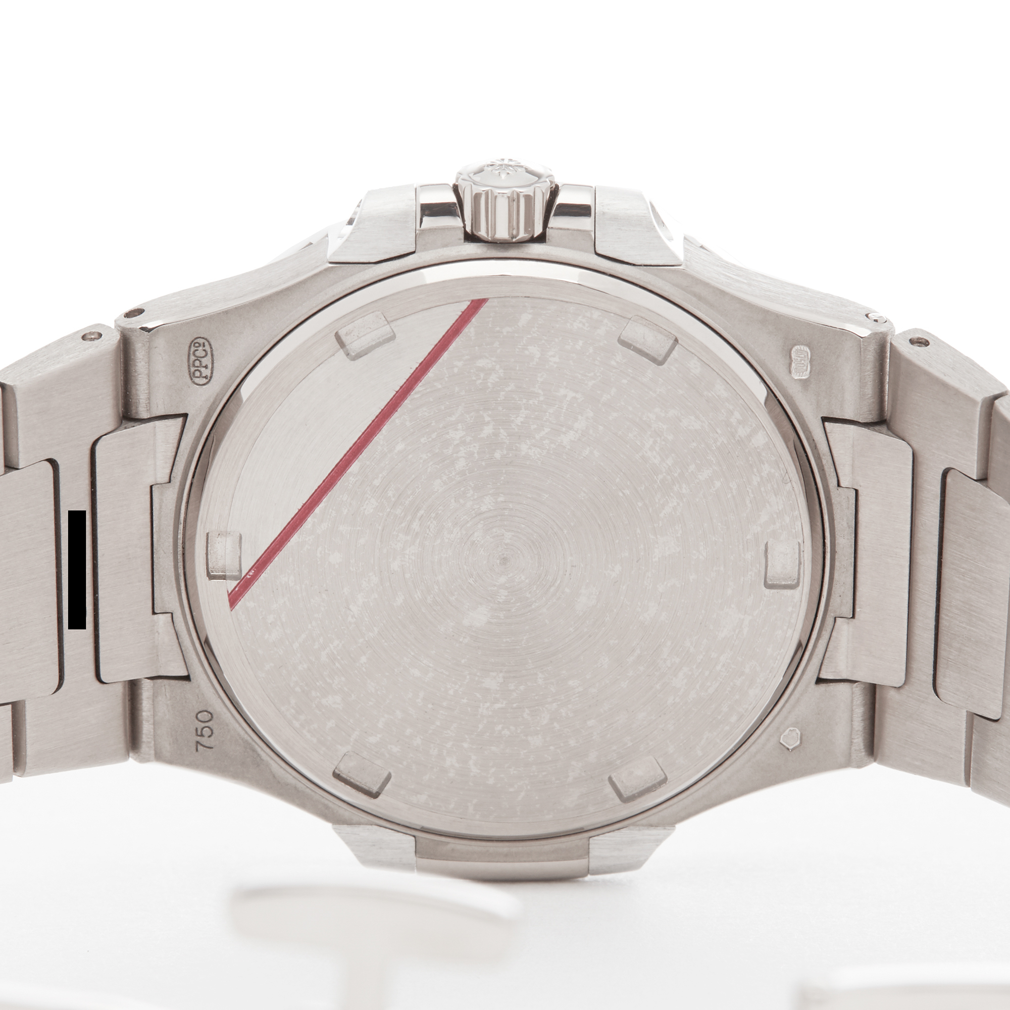 Patek Philippe Nautilus 7010G Ladies White Gold Diamond Watch - Image 4 of 8