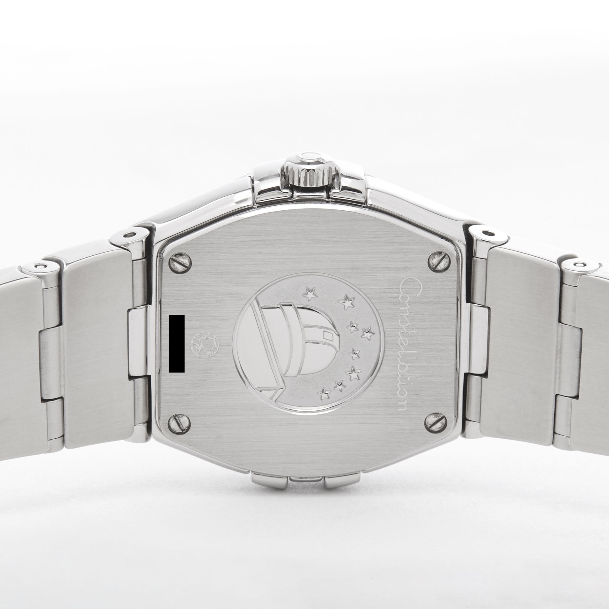 Omega Constellation 123.10.24.60.02.00 Ladies Stainless Steel Watch - Image 3 of 7