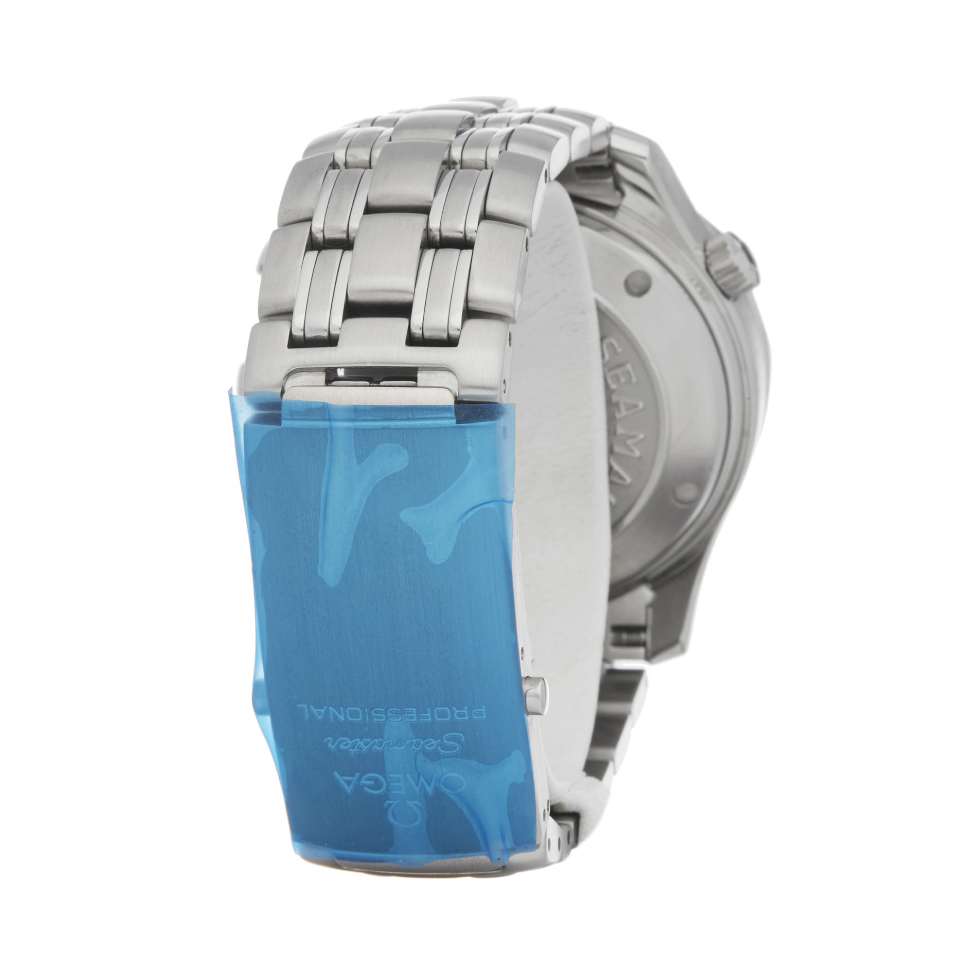 Omega Seamaster 0 213.30.42.40.01.001 Men Stainless Steel Chronograph Watch - Image 6 of 9