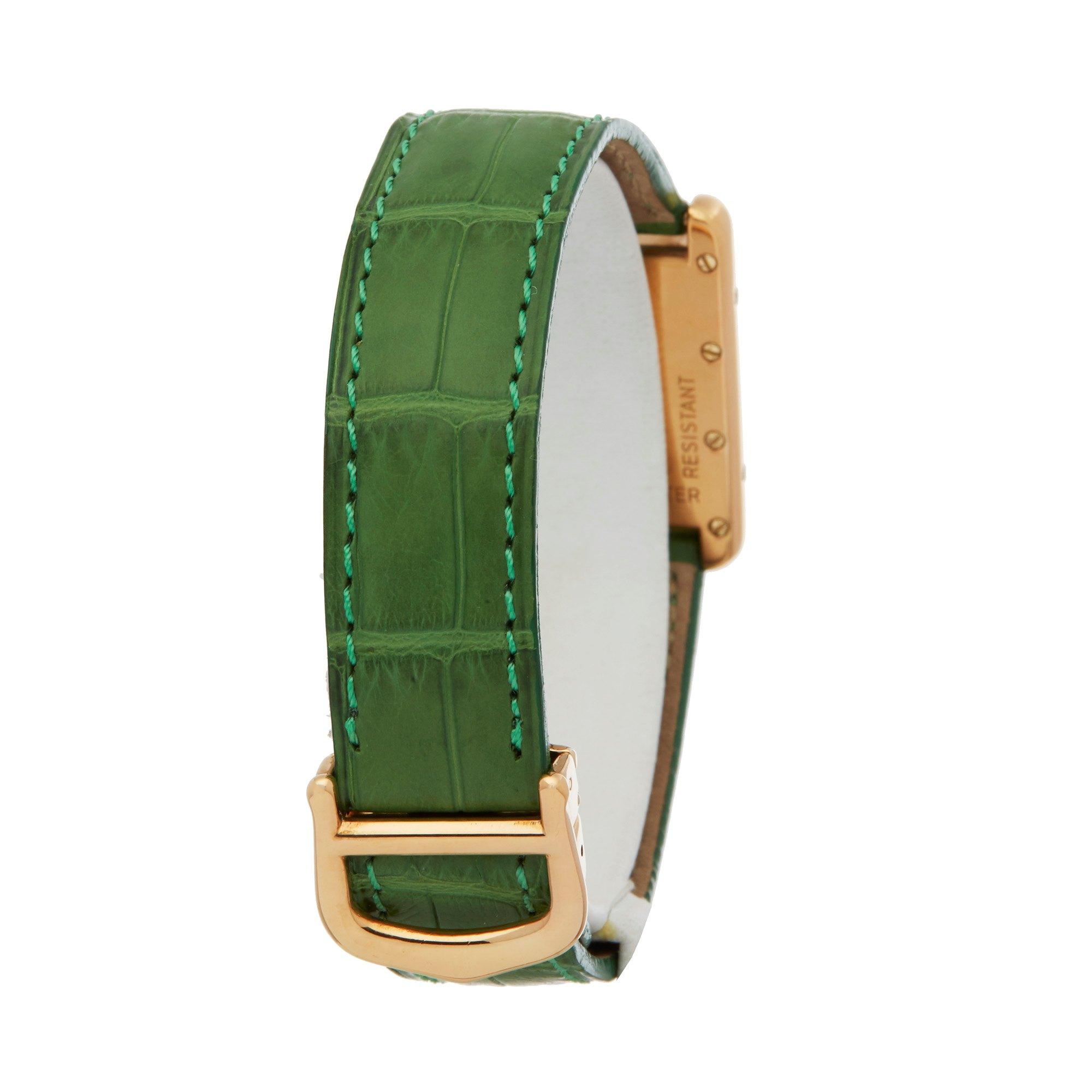 Cartier Must de Cartier 2415 Men Gold Plated Watch - Image 5 of 6