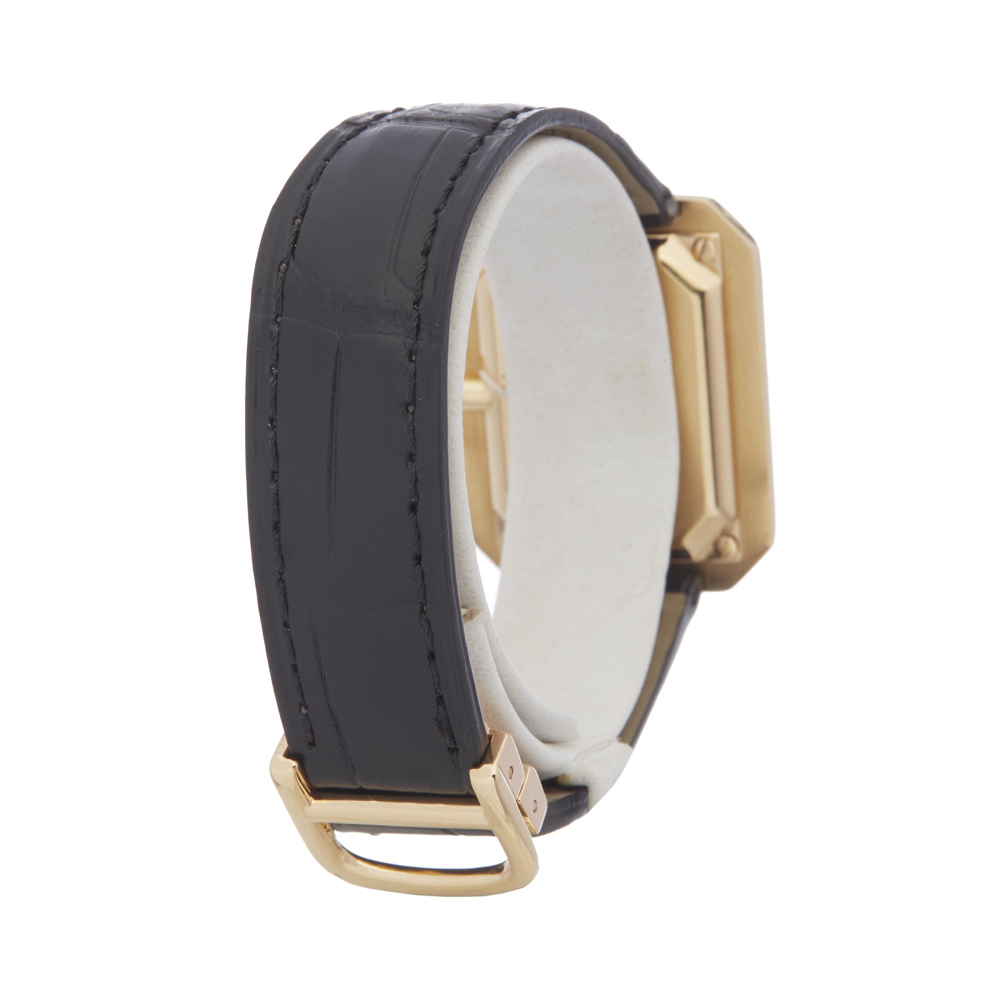 Cartier Cristallor Ladies Yellow Gold Paris Mecanique Watch - Image 5 of 8