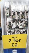 100 Aroma Letters Air Fresheners.