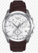 Tissot - Couturier Chronograph - T035.617.16.031.00 - Men's Watch