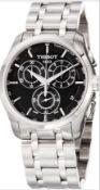 Tissot Couturier Quartz Chronograph T035.617.11.051.00 Men's Watch