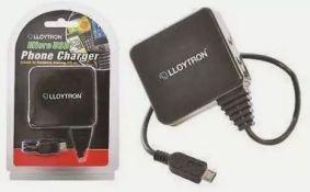 ** Trade Lot ** Lloytron Micro Usb Charger
