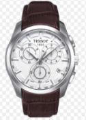 Tissot - Couturier Chronograph Men's Watch - T035.617.16.031.00