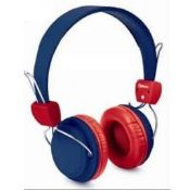 Kidzsafe Headphones By SMS Audio With Volume-Limiting Technology - New RRP 24.99
