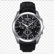 Tissot T-Trend Couturier T035.617.16.051.00 Chronograph Watch For Men