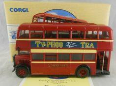 CORGI - 1:50 scale 97208 - GUY ARAB BUS 90th Yorkshire TRANS CORP Ltd