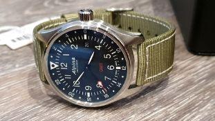 Alpina Startimer GMT