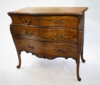 Fine French Mahogany Chest of Drawers c.1880