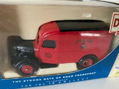 6 X Lledo Days Gone By trucks