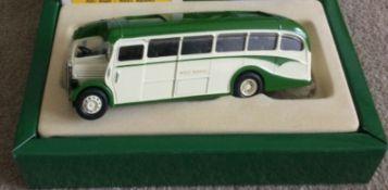 Corgi limited edition 1/50 Scale Diecast 97185 - AEC Regal Coach - West Riding