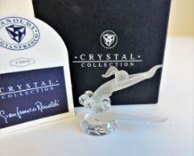 Gianfranco Ranoldi Italian Crystal Figurine New Boxed
