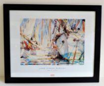 John Singer Sargent White Ships Framed Print