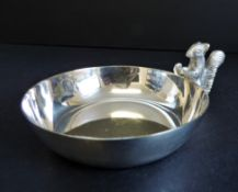 Silver Plated Bowl for Nuts & Nibbles