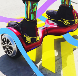 Electric Scooter Hoverboards In Bulk Lots. Delivery available