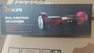 5 x Oxa Balancing Scooter Hover Boards With Built In Bluetooth Speaker. RRP £249.99 Each - T...5