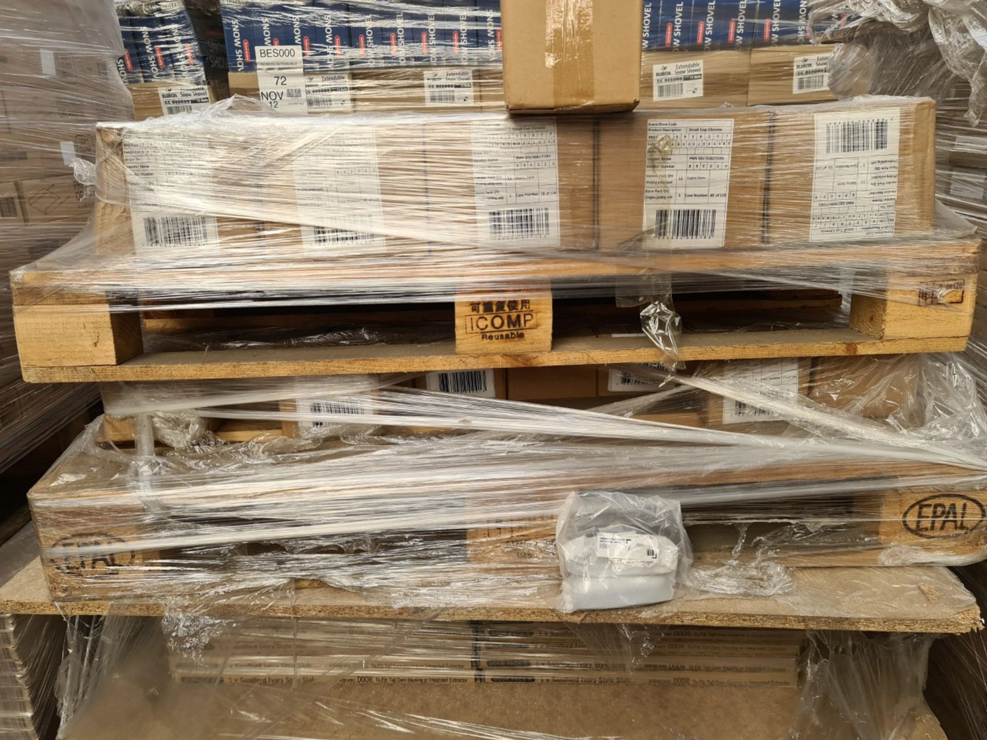 Kitchen Distributor Stock Liquidation-Circa 5,040 items of Brand-New Kitchen Goods - Sold As One Lot - Image 34 of 42