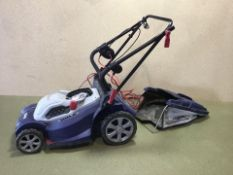 spear and jackson 40cm corded rotary lawnmower - 1700w