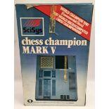 Vintage Retro 1981 SciSys Chess Champion Mark V Electronic Game
