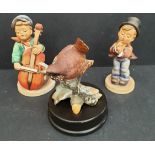 Collectable Figures 2 x Goebel and 1 Other