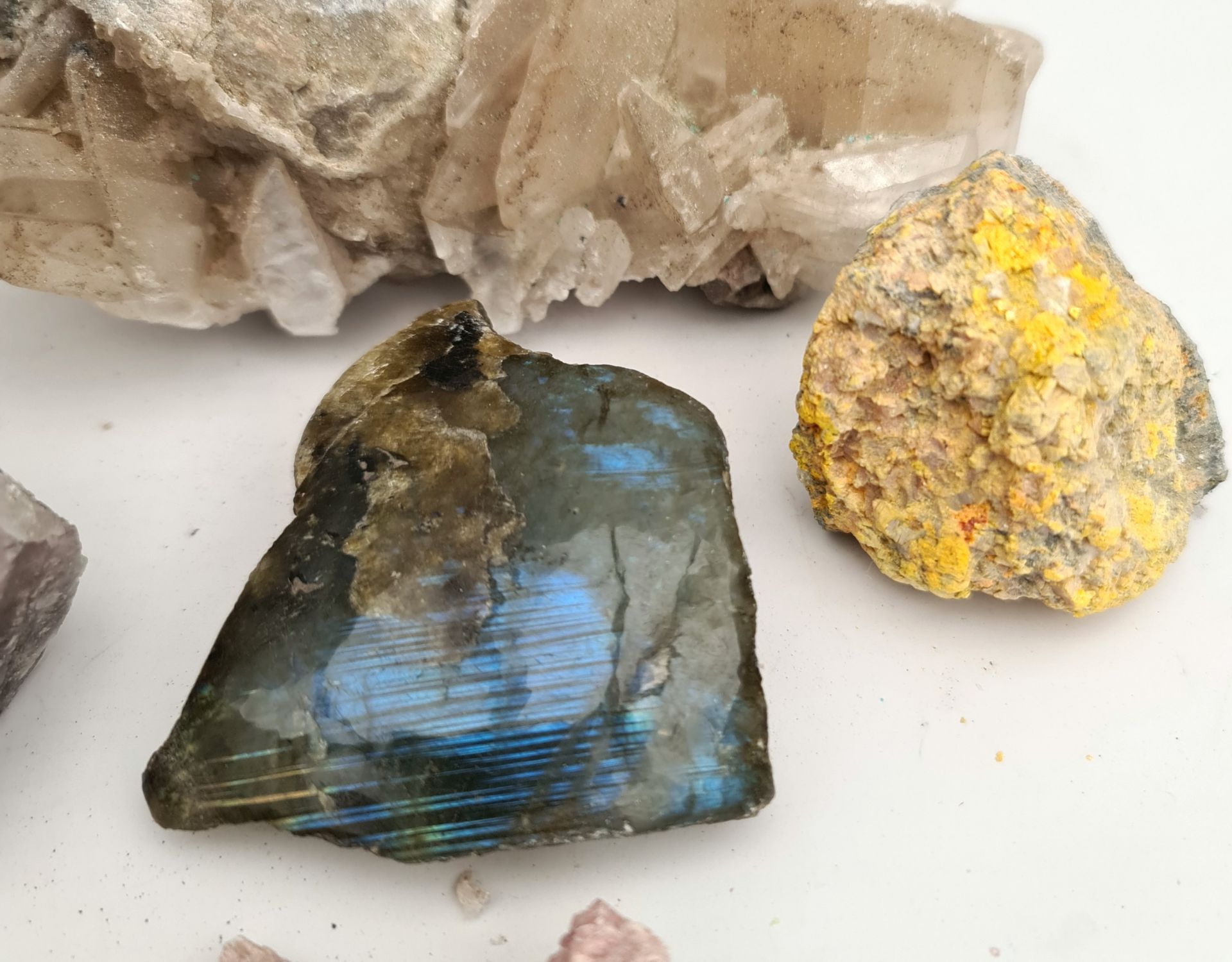 Collectable 5 x Geological Rock Samples - Image 2 of 3