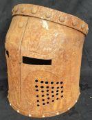 Vintage Military Medieval Style Knights Helmet
