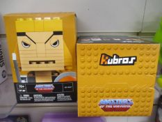 6Pcs X Brand New Kubros Building Blocks Toy - Master Of The Universe - Rrp £12.99