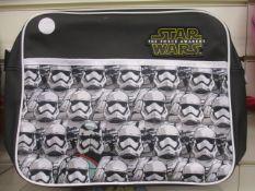10Pcs X Brand New Star Wars Laptop/Messenger Bag - Similar Rrp £29.99. Each - 10Pc