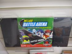 20Pcs Mecard Toy Set As Pictured Battle Arena For Stage Fights And Games - Rrp £9