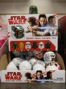 30Pcs X Brand New Blind Selection Toy Of Star Wars Rrp £1.99 Each - 30Pcs In Lot