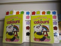 100Pcs X Brand New Kids Colour Activity Book Similar Rrp £2.99 - 100Pcs In Lot